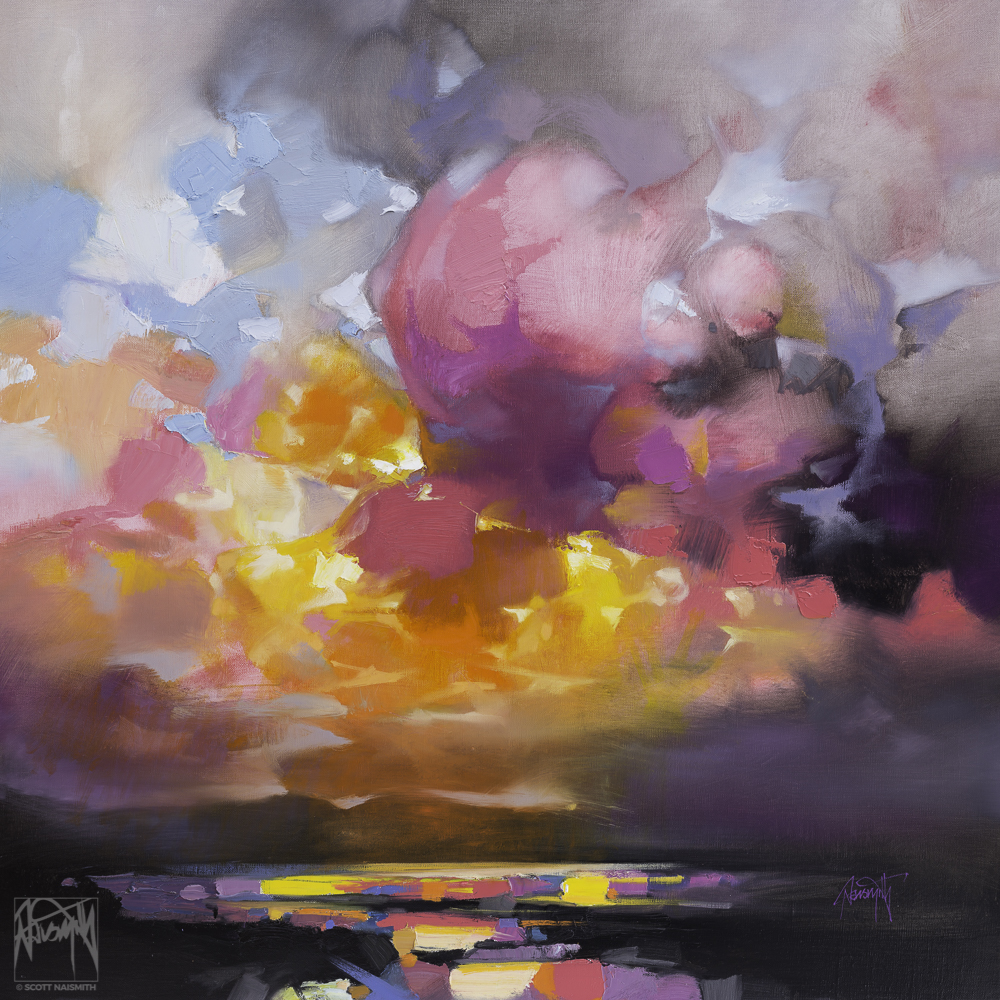 Cumulus Resonance by Scott Naismith