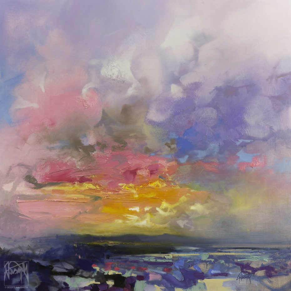 Hebridean Glow by Scott Naismith