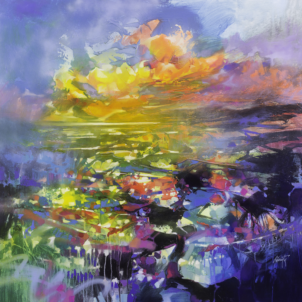 Fluid Resonance III by Scott Naismith