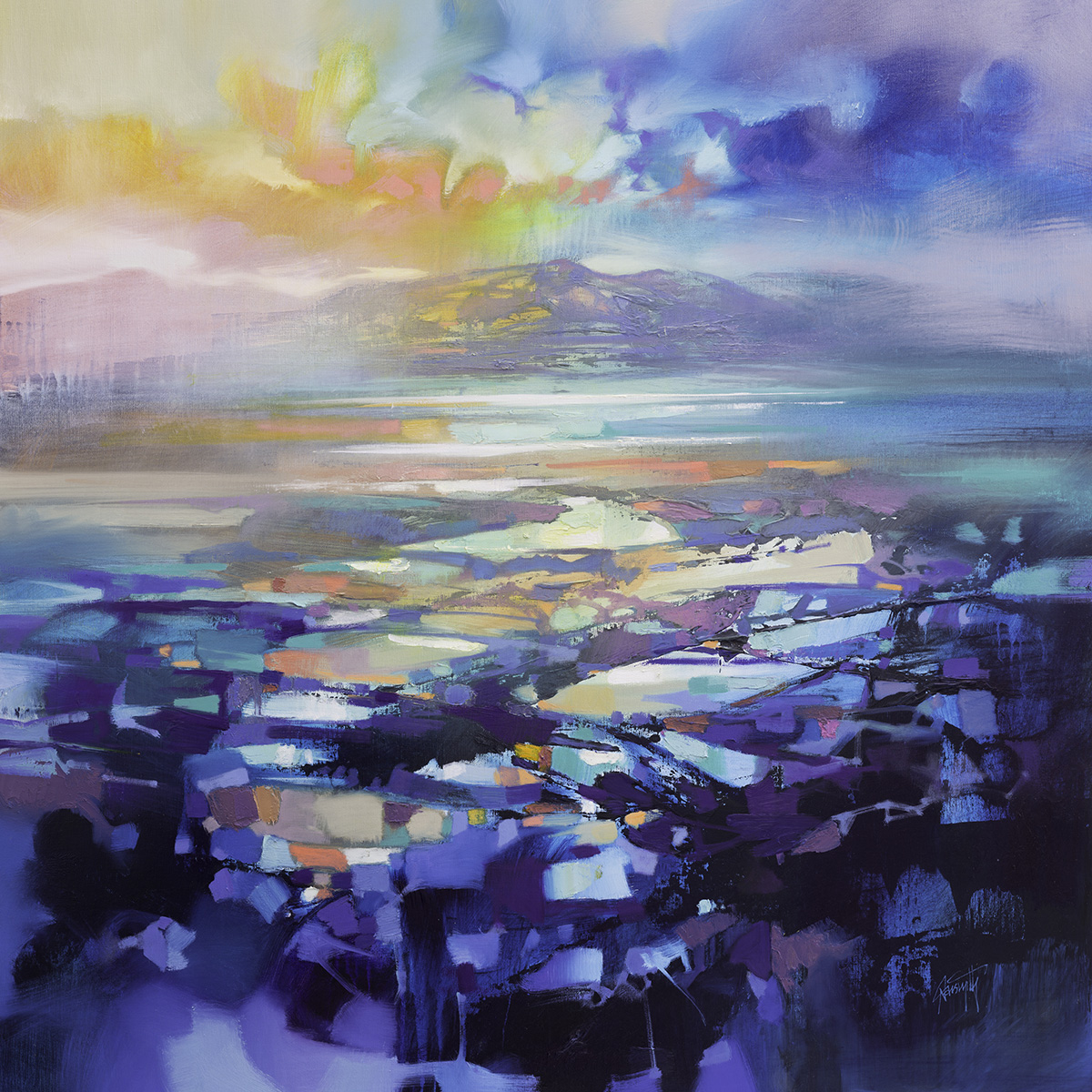 Hebridean Resonance II by Scott Naismith
