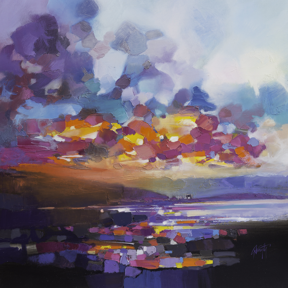 Solitary Cottage by Scott Naismith