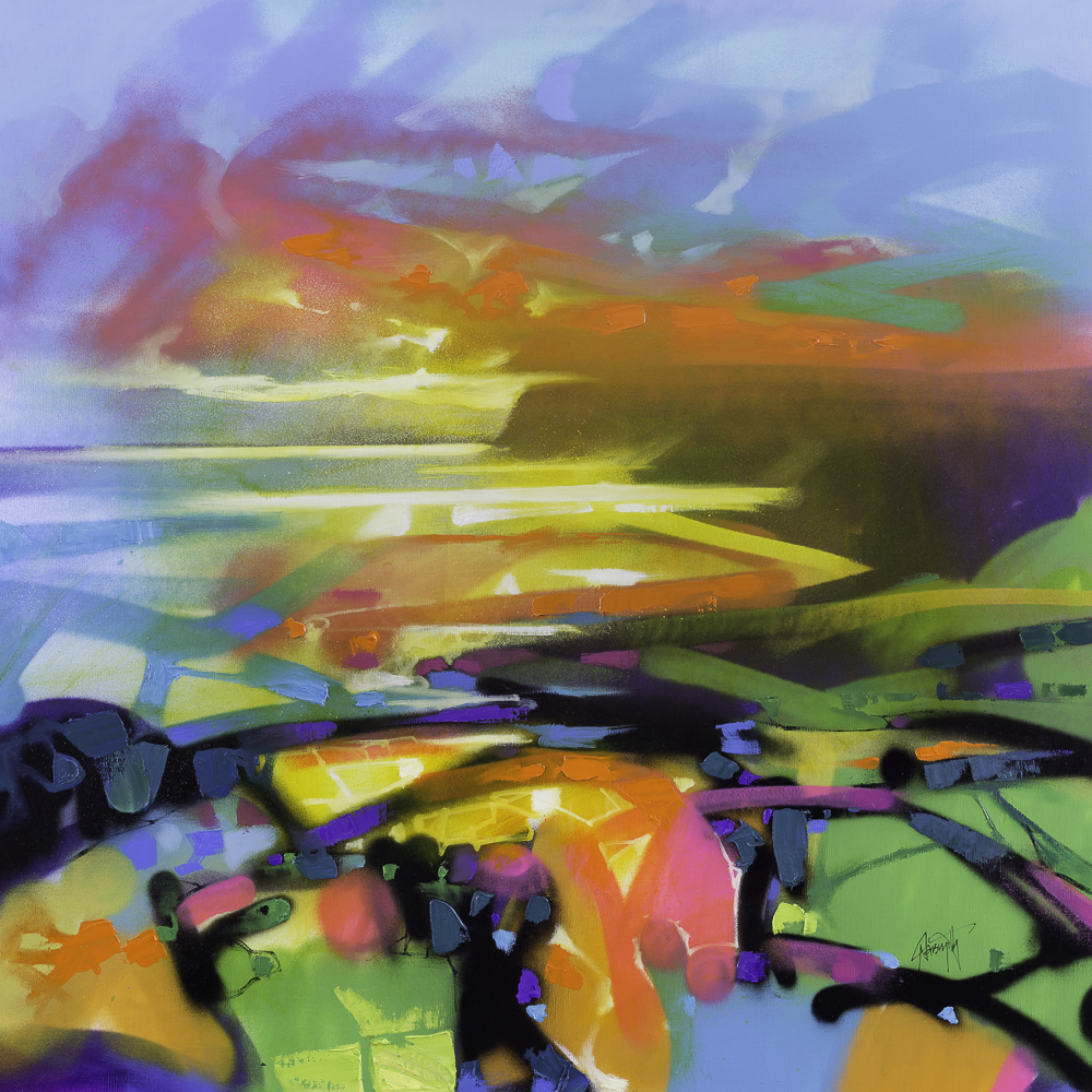 Sound of Colour by Scott Naismith
