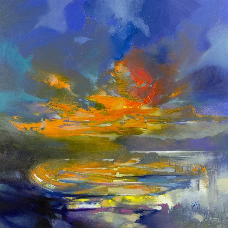 Loch Sween Resonance by Scott Naismith