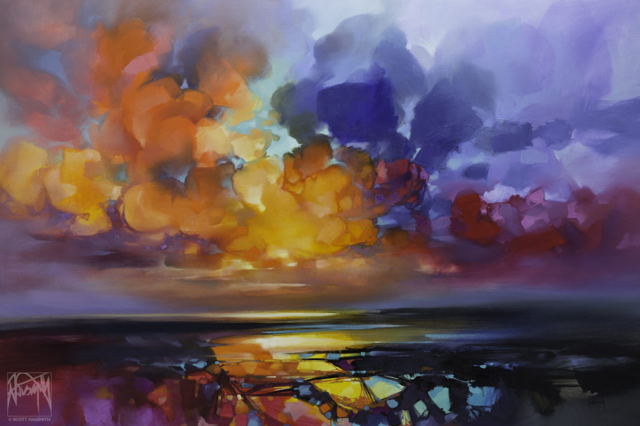 Euphoric Sky by Scott Naismith
