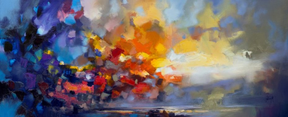 Molecular Light by Scott Naismith