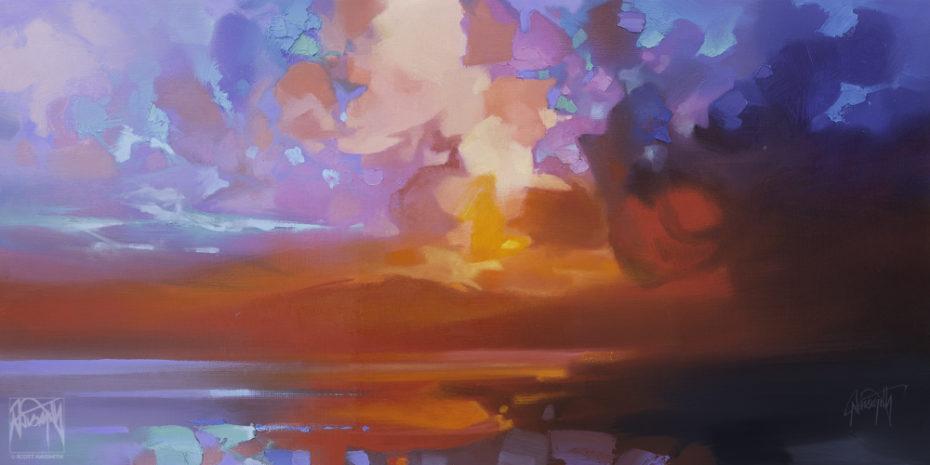 Cadmium Euphoria by Scott Naismith