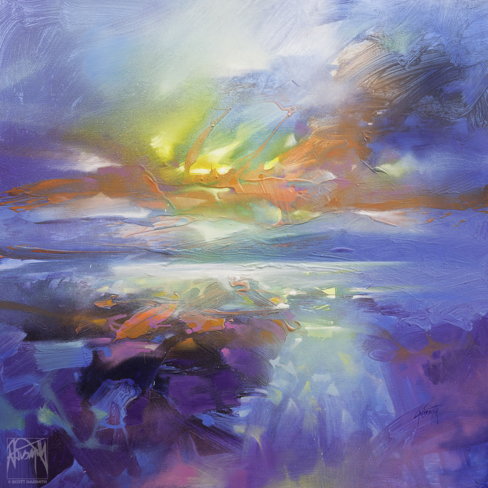Orange Energy by Scott Naismith