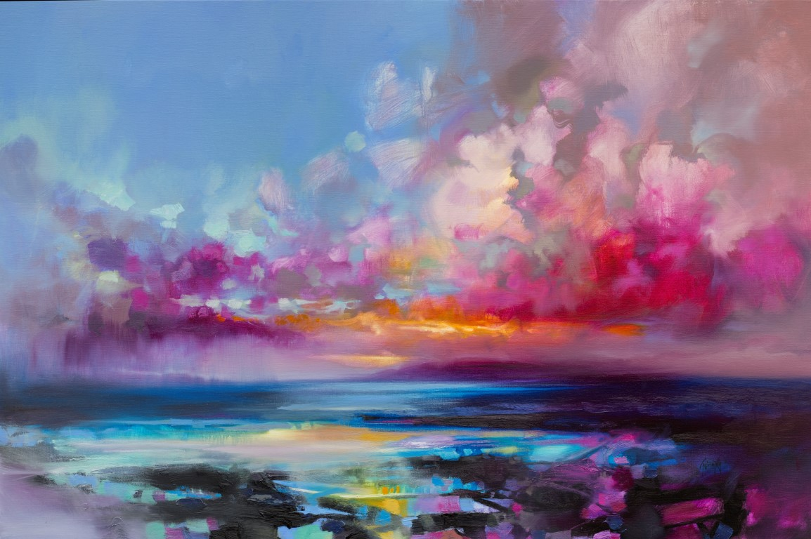 Arran Glow by Scott Naismith