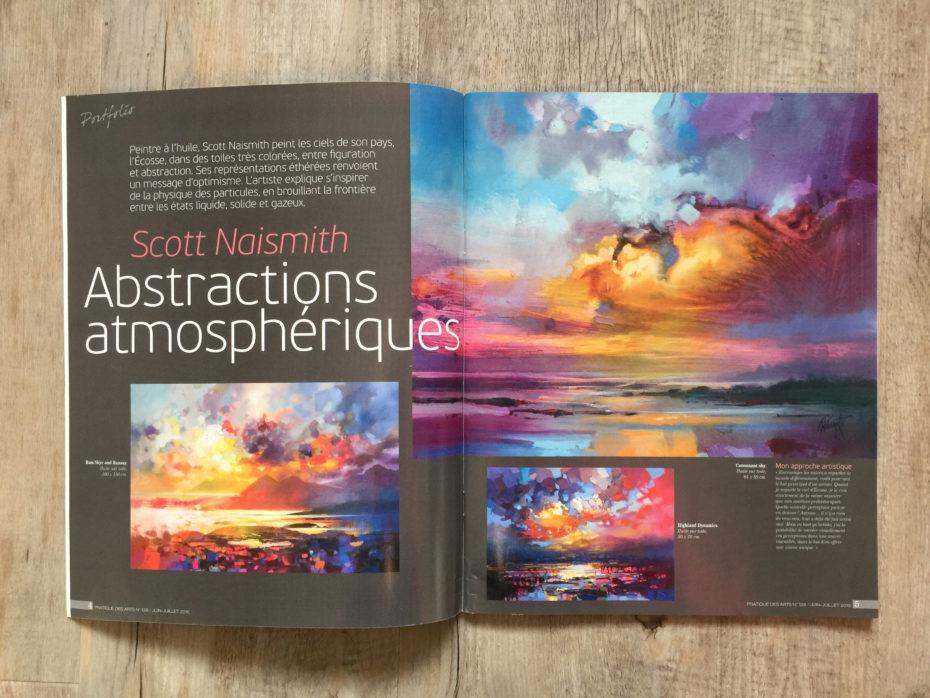 Pratique Des Arts feature Scott Naismith