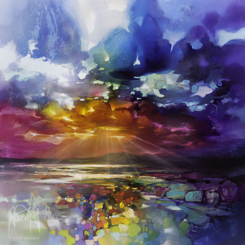 Sun's Energy by Scott Naismith