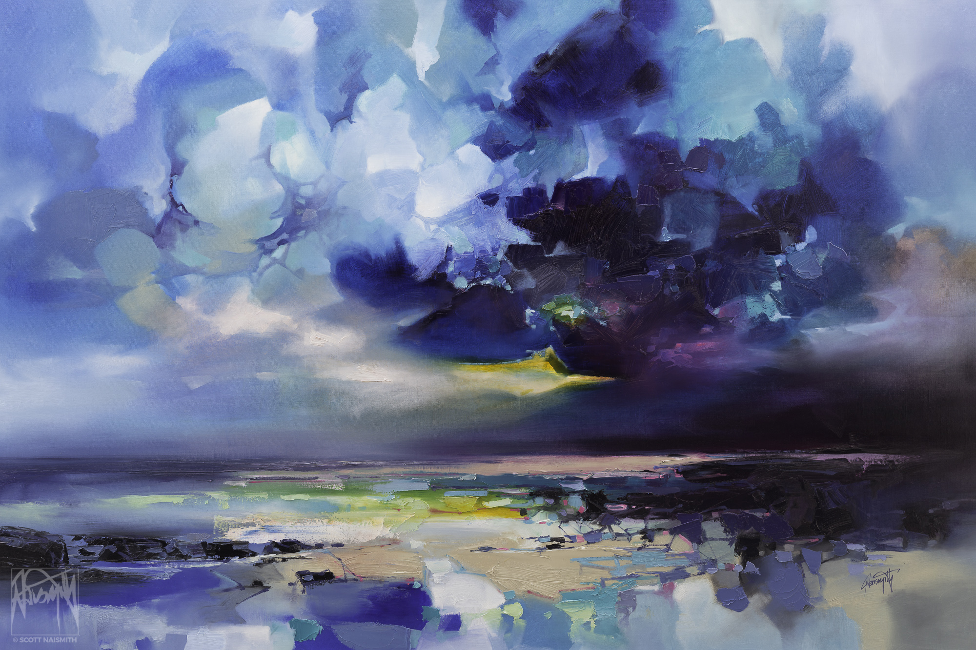'Harris Fractals' by Scott Naismith