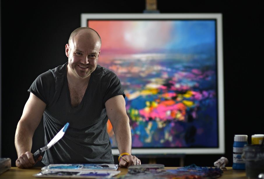 Scott Naismith - studio shot