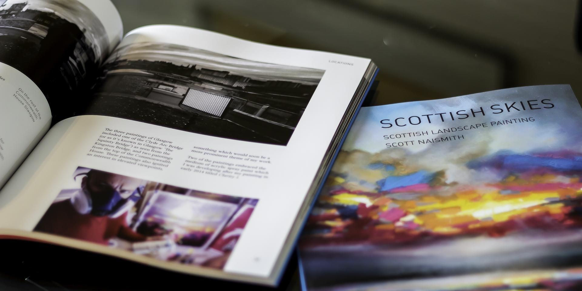 Scottish Skies, by Scott Naismith