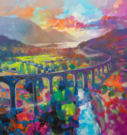 Glenfinnan Viaduct by Scott Naismith