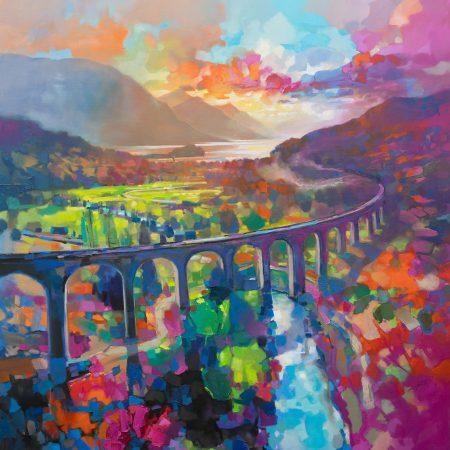 Glenfinnan Viaduct by Scott Naismith