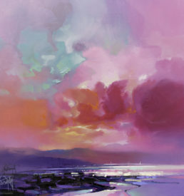 Loch Fyne Sailing by Scott Naismith