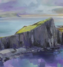 Neist Point, Skye by Scott Naismith