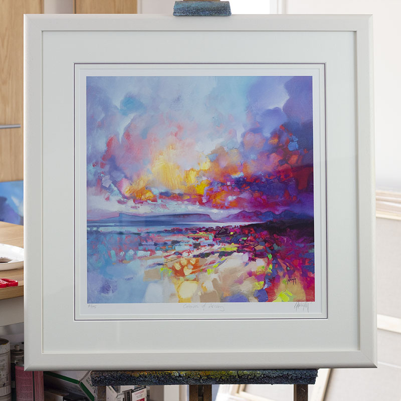 'Colours of Arisaig' by Scott Naismith