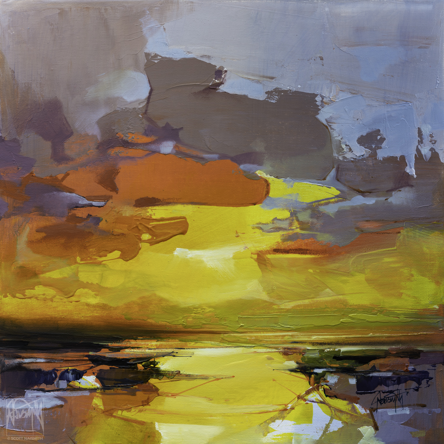 'Clarity in Chaos III' by Scott Naismith
