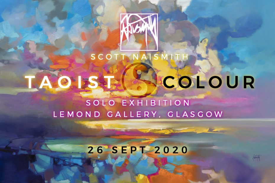 Taoist Colour exhibition