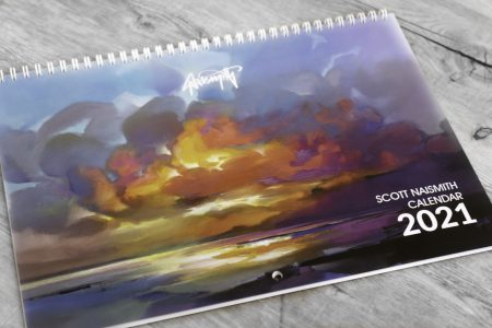 Scott Naismith 2021 calendar