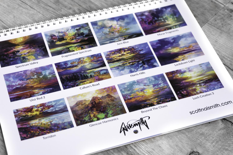 Link to buy Wall Calendar