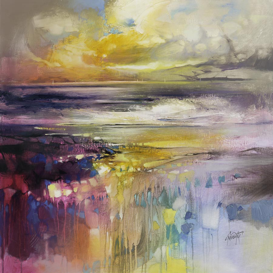 'Liquid Reflections' by Scott Naismith